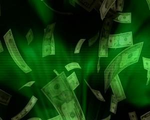 деньги в полёте