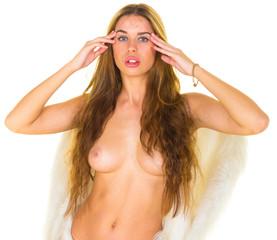 Erotic Closeup Nice Nudity