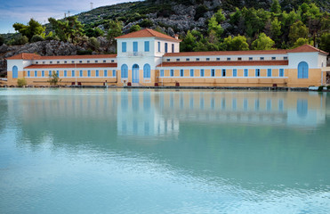 Methana, Saronischer Golf, Peloponnes, Griechenland