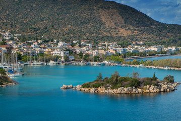 Methana, Halbinsel, Saronischer Golf, Peloponnes, Griechenland