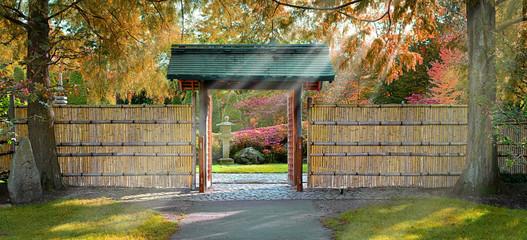 Herbst im jap.Garten