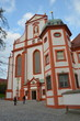 canvas print picture - Kloster St. Marienstern