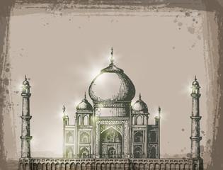 India. Vector format