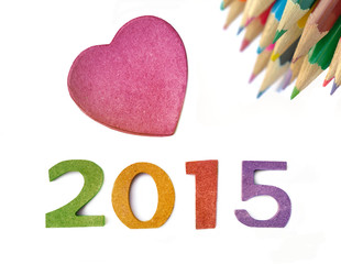 2015 coloriage