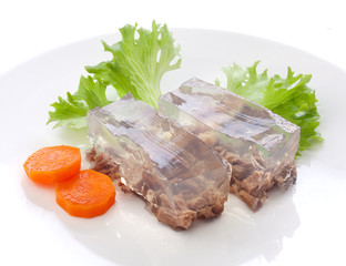 Beef aspic