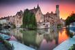 Leinwandbild Motiv Bruges