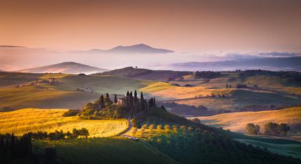 Tuscany panorama
