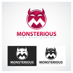 Monsterious Game Development Symbol
