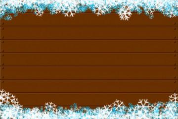 冬背景 brown