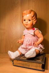 Zelluloid  Puppenmädchen