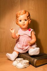 Zelluloid Doll