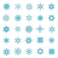 008-Christmas Snow Flakes 004