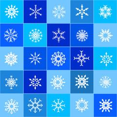 007-Christmas Snow Flakes 003