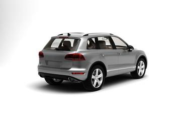 Modern Cars hi resolution rendering