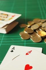 cards poker in casino