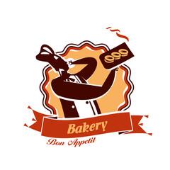 Bakery. Vector format