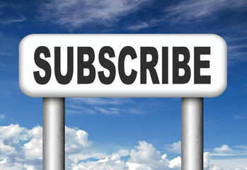 subscribe here
