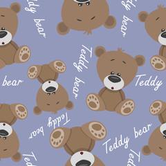 Bear seamless
