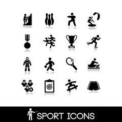Icon sports and games - Set 14