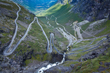 Norway - Trollstigen