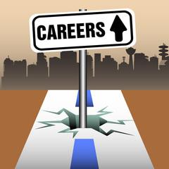 Careers plate