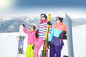 alpin girls