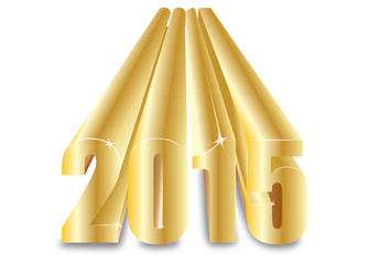 2015 Golden Number and Bright Future!!