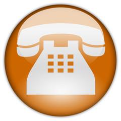 Button Patch Telefon Kontakt
