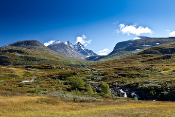 Norway - mountain landscape