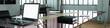 Panorama vom Büro mit Glastisch und Computer - 72004014