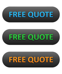 """FREE QUOTE"" Web Button (get quotation calculate price online)"