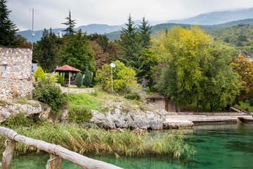 The Bay of the Bones,  Macedonia