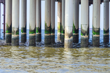 Scheveningen, Sandstrand, Pier,Seebrücke