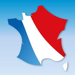 Carte France-2