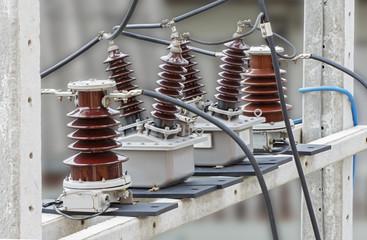 Outdoor High Voltage Instrument Transformers