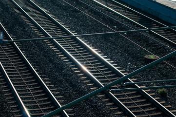 Düsseldorf Unterrath - Bahngleise