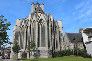 Saint Nicholas' Church, Ghent, Belgium
