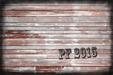 PF 2015 in country style