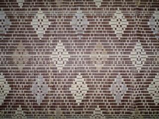 Plastic mat texture
