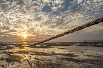 Rope to Sunset