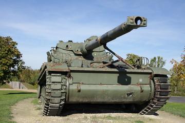 Tank de la seconde guerre mondiale