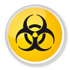 Biohazard sign - Danger biologique