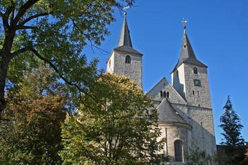 Schöningen: St. Lorenz Kirche (Niedersachsen)