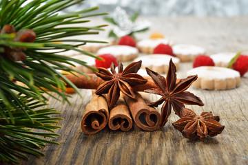 spezie dolcetti di Natale