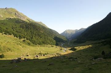 La campagne du Pays Basque