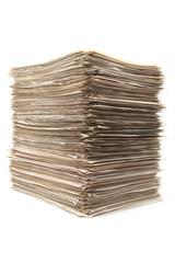 monton de documentos