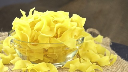 Portion of Tagliatelle (loopable)