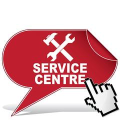 SERVICE CENTRE ICON