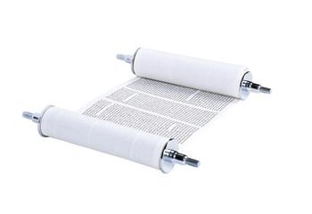 Jewish Torah Scroll