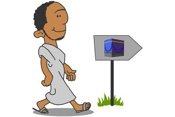 pèlerinage